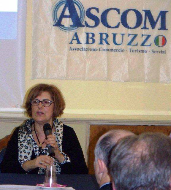 Assemblea dei dirigenti dell'Ascom Abruzzo della provincia di Chieti presso Hotel Villa Medici!