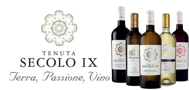 Tenuta Secolo IX – Terra, Passione, Vino