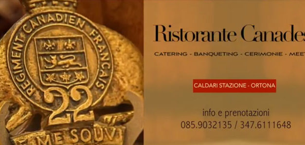 Ristorante Canadese, video